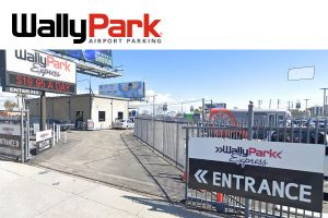 WallyPark LAX Airport Parking