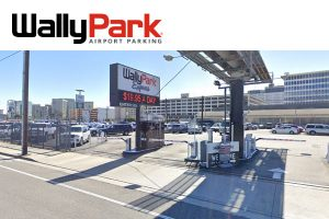 WallyPark Los Angeles LAX Express