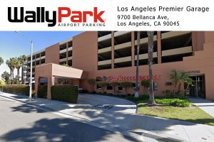 WallyPark Los Angeles Premier Garage