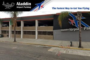 Aladdin Airport Parking San Diego