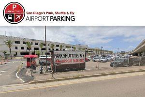 San Diego's Park Shuttle & Fly