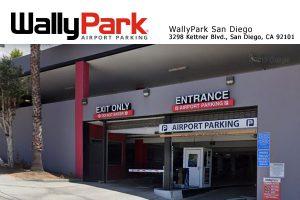 WallyPark San Diego