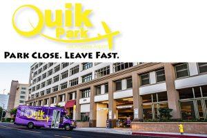 QuikPark LAX Shuttle
