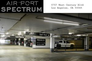 Airport Spectrum LAX Parking