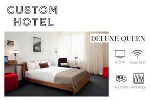 Deluxe Queen Room lax airport