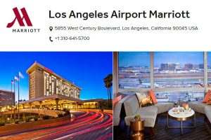 Los Angeles Airport Marriott Hotel