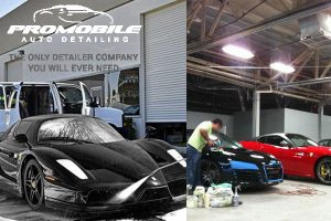 Pro Mobile Auto Detailing Los Angeles