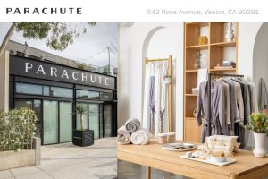 Parachute Home bedding Los Angeles