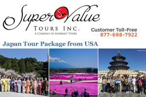 Super Value Tours Inc Japan Tour