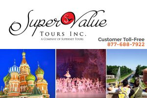 all-inclusive Russia tour package from USA