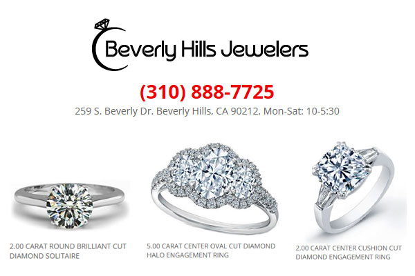 Beverly Hills Jewelers Los Angeles