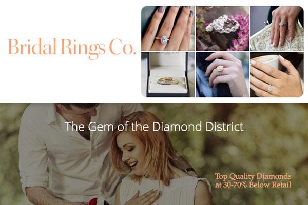 Bridal Rings Company Los Angeles