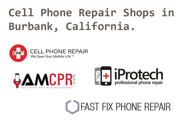 Cell Phone Repair Burbank CA