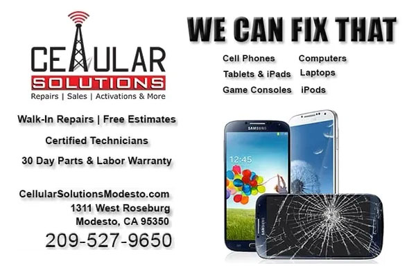 Cellular Solutions Modesto CA