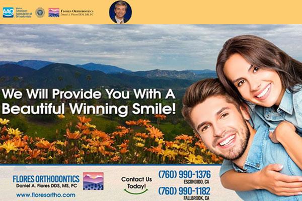 Flores Orthodontics Fallbrook California
