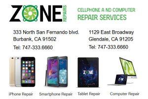 Glendale & Burbank iPhone Repair