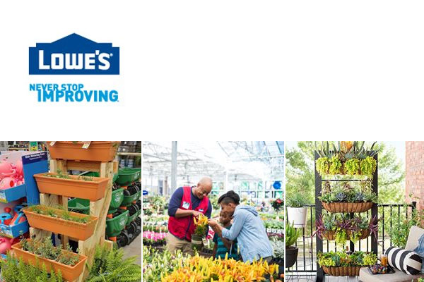 Lowes Garden Center
