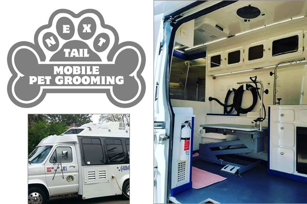 Next Tail Mobile Pet Grooming