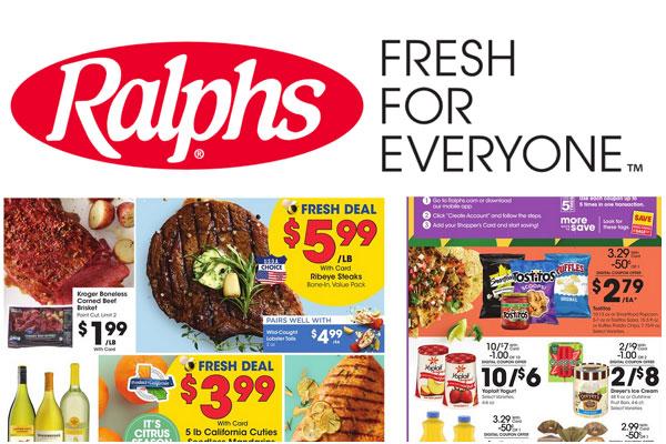 Ralphs Grocery Los Angeles