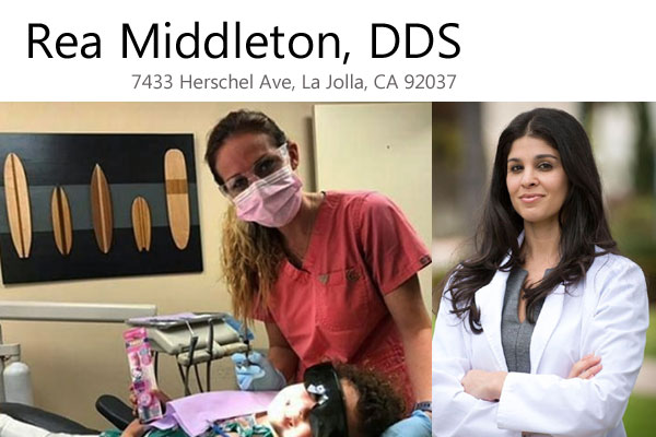 Rea Middleton DDS La Jolla