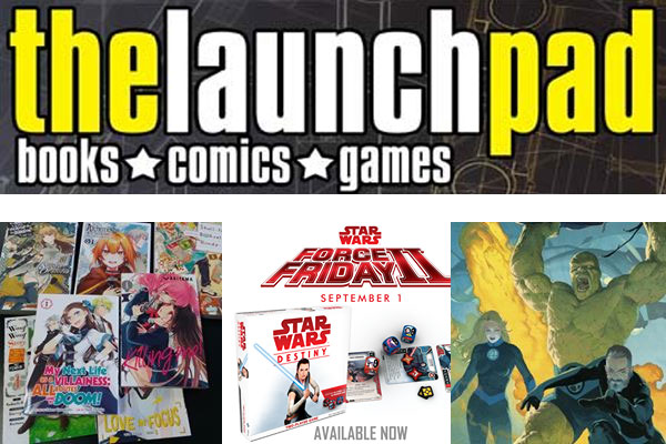 The Launchpad Comics