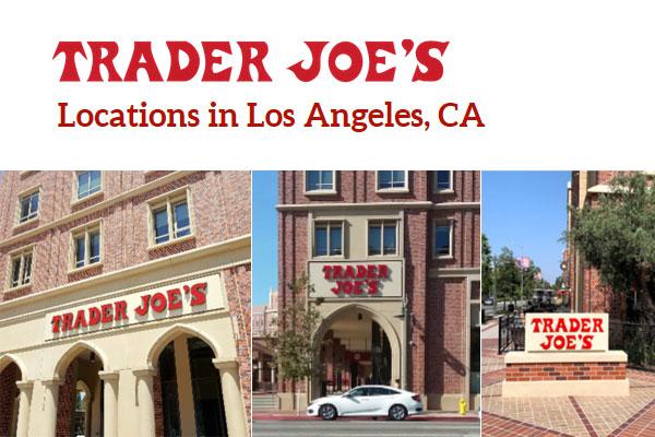 Trader Joes Los Angeles