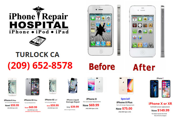iPhone Repair Hospital Turlock