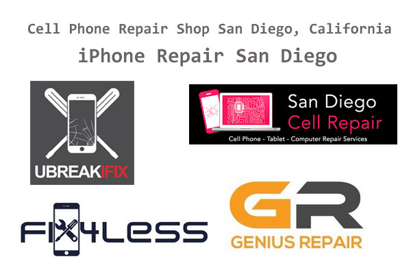 Cell Phone Repair Shops San Diego - iPhone Repair San Diego CA
