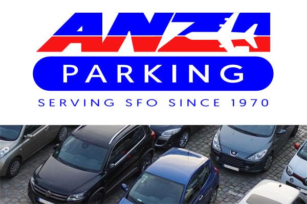 Anza Parking SFO