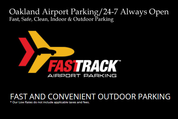 FastTrack Expresso Airport Parking Oakland