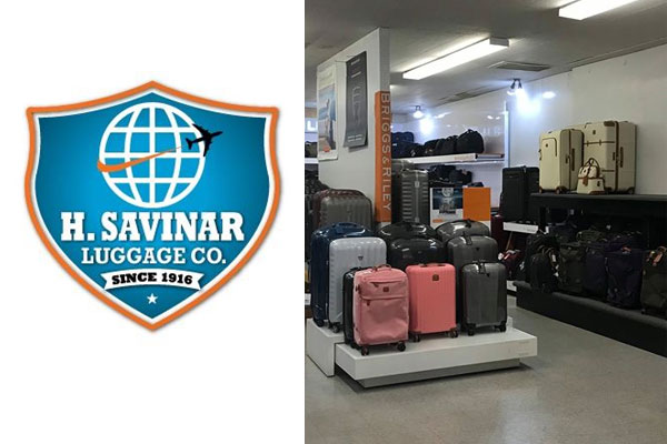 H Savinar Luggage Los Angeles