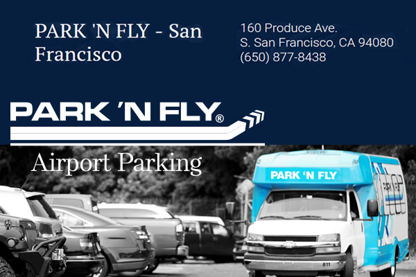 Park N Fly SFO Airport Parking