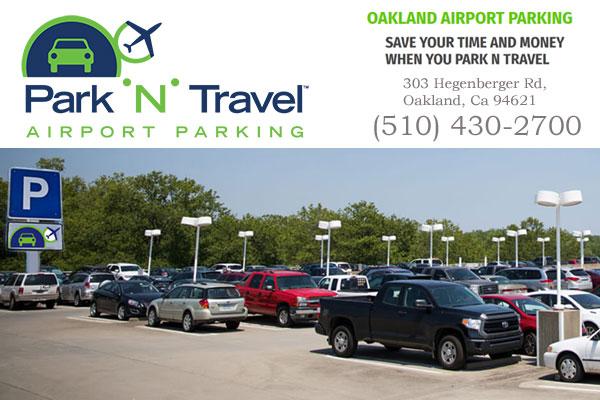 Park N Travel Oakland Airport OAK