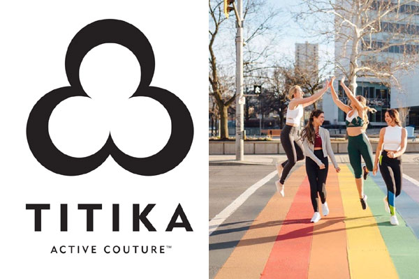 TITIKA Active Couture San Francisco