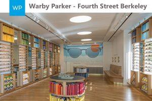 Warby Parker Fourth Street Berkeley