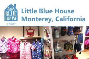 Little Blue House Monterey
