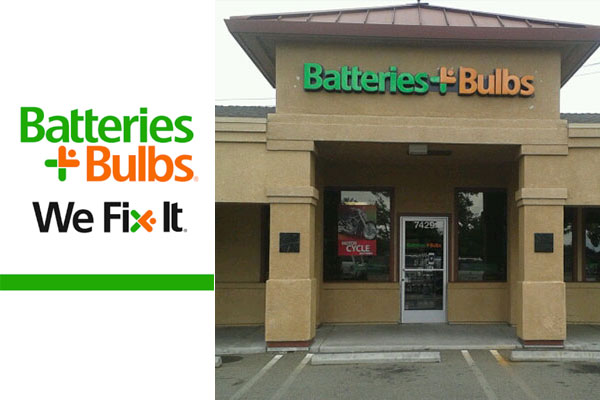 Batteries Plus Bulbs Dublin