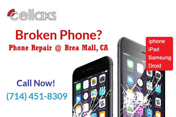 Cellaxs Phone Repair Brea CA