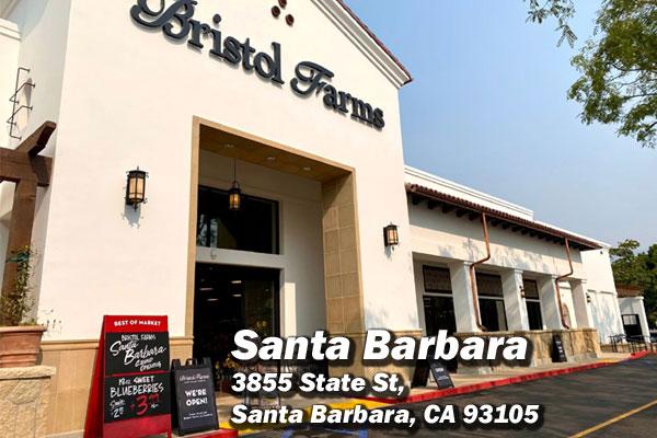 Bristol Farms Santa Barbara