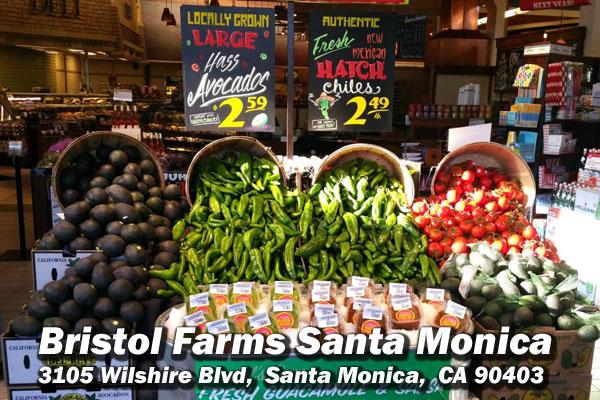 Bristol Farms Santa Monica