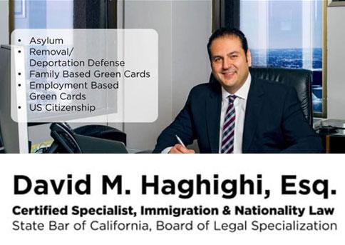 David M. Haghighi