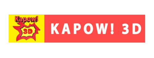Kapow 3D Pringing