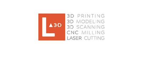 LA3-D Printing Service