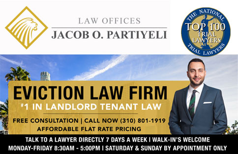 Law Offices of Jacob O Partiyeli